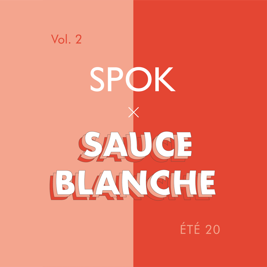 Sauce Blanche x Spok - playlist personnalisée pour restaurant